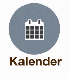 Calender Button Grey